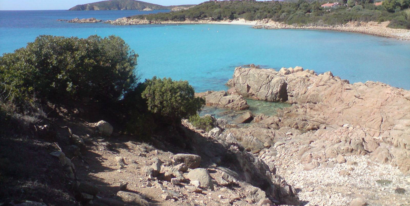 Sardinia Beach Cala Liberotto - Sardafit Ferienhäuser auf ...